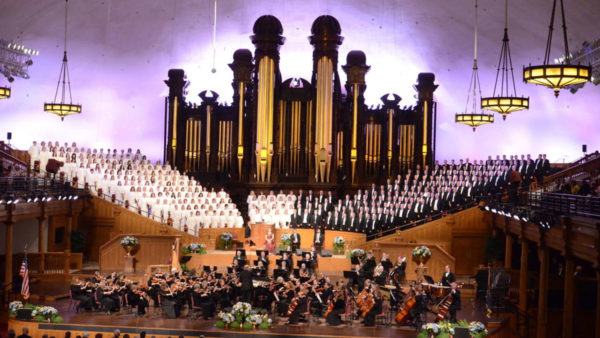 Music and the Spoken Word - Tabernacle Choir - Easter Miracles