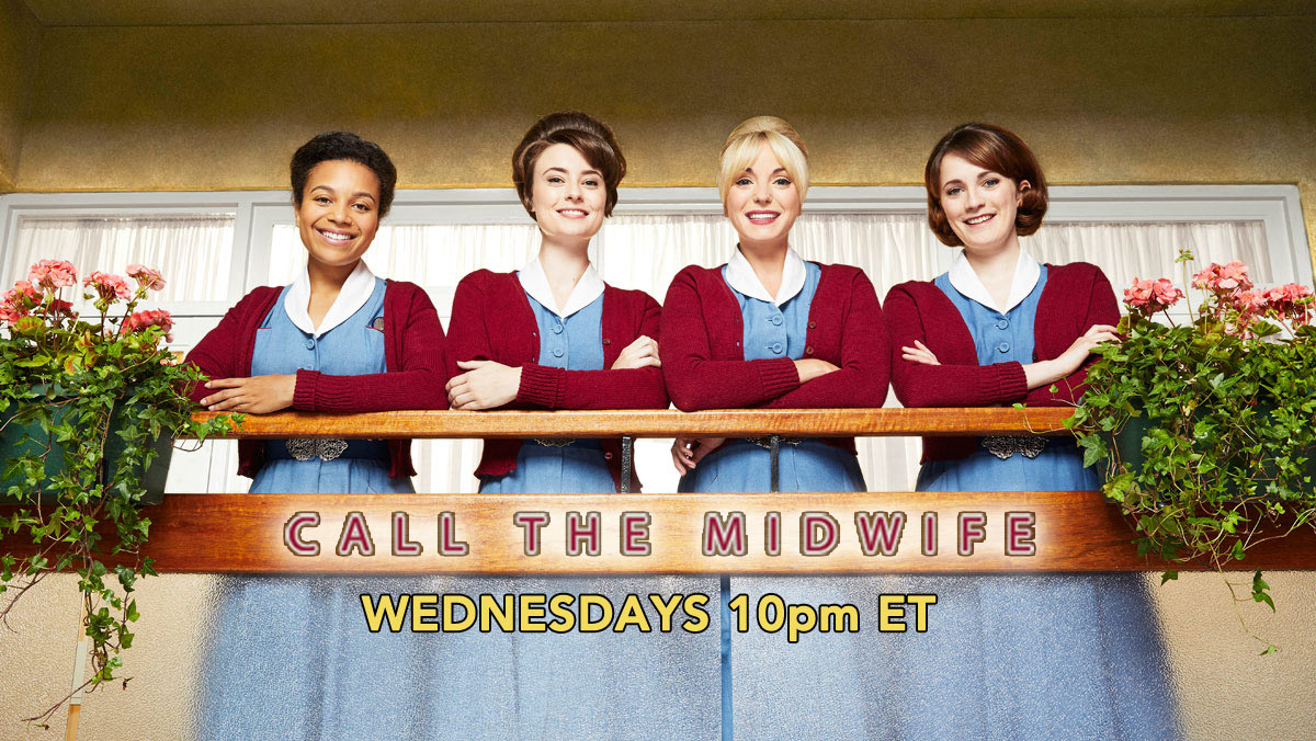 Call the Midwife on VisionTV