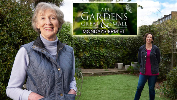 All Gardens Great and Small on VisionTV