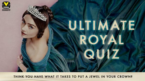 VisionTV's Ultimate Royal Quiz