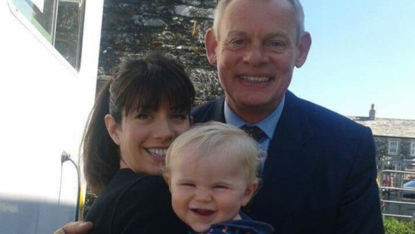 Doc Martin - Social Moments from Set