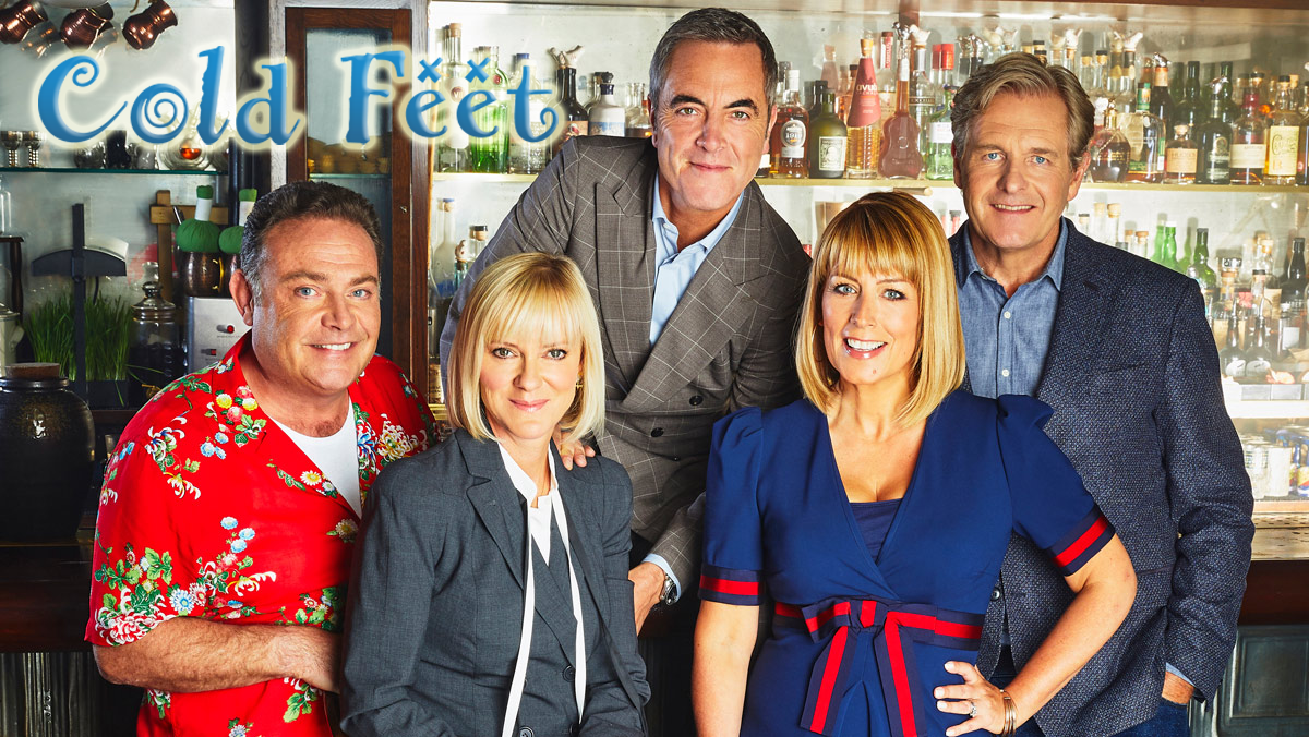 Cold Feet on VisionTV