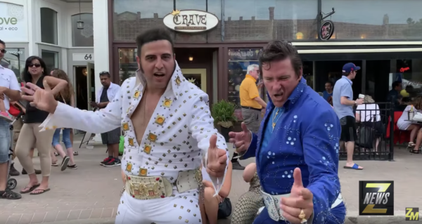 ZNews - Collingwood Elvis Festival