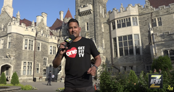Ideacity 2019 Casa Loma Party