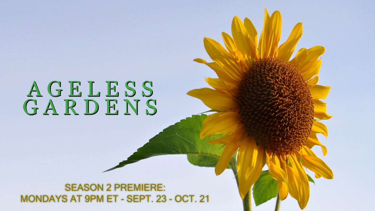 Ageless Gardens on VisionTV