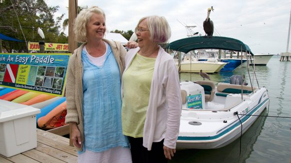 50 Ways to Kill Your Mum - S1E10 - Monica Potter and her mum Nancy