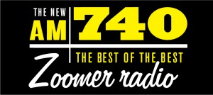 Zoomer Radio am740 Logo