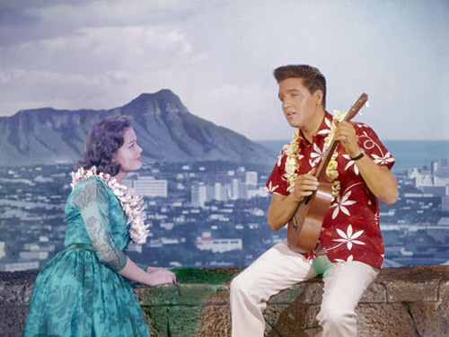 Elvis-Hawaii