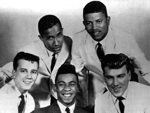 April 3rd, 1961 The Marcels are No 1 with 'Blue Moon