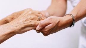 Dementia hands