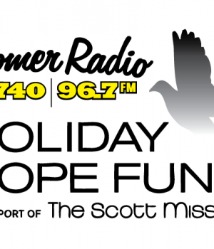 Thank you for your support of The Scott Mission's Holiday Hope Fund!