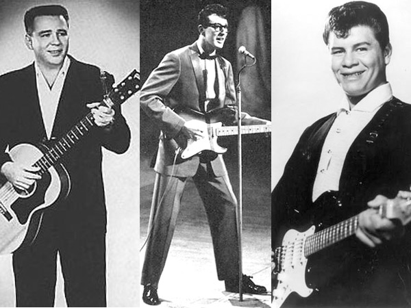 where did ritchie valens died