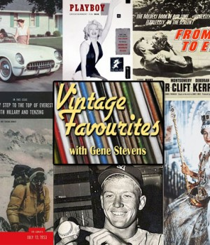This Week on Vintage Favourites – May 1st