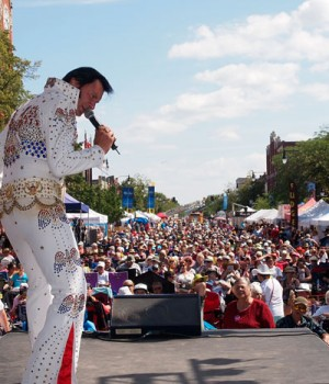 The 2016 Collingwood Elvis Festival – A Grand Success!