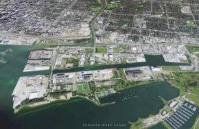 port-lands