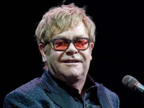 TAMPA, FL - SEPTEMBER 14:  Elton John performs at The University Of South Florida Sundome on September 14, 2012 in Tampa, Florida.  (Photo by J. Meric/Getty Images)