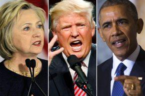 clinton-trump-obama