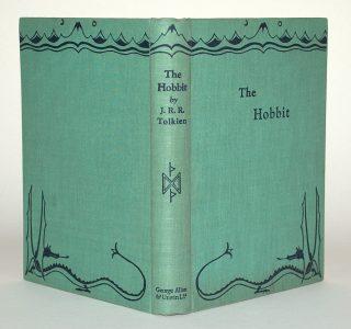 first-edition-hobbit