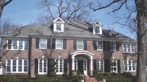 Exterior of house today