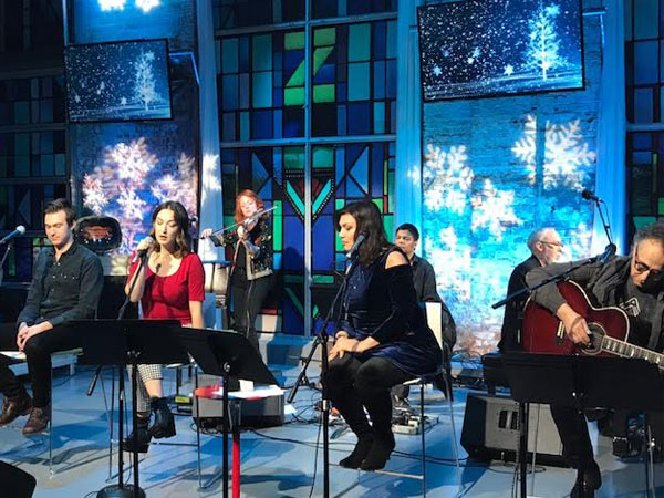 4b5e4eac72234f A Holiday Family Concert with Amy Sky   Marc Jordan and Family ...