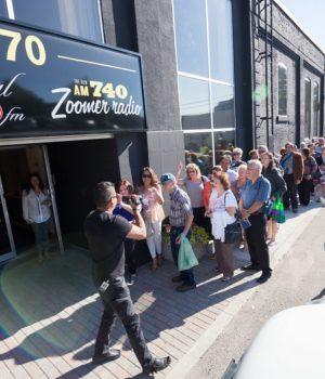 The ZoomerPlex is open for Doors Open Toronto!