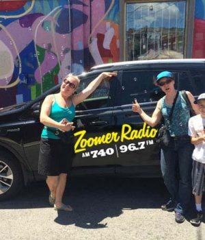 The Zoomer Radio Summer Cruiser is Back!