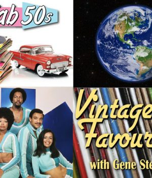This Week on Vintage Favourites: The Fabulous Fifties – and Beyond! April 21, 2019