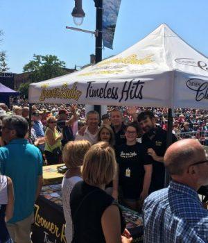 Find Us at the 2019 Collingwood Elvis Festival!