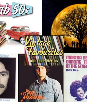 This Week on Vintage Favourites: July 16th, 2019