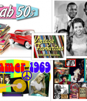 This Week on Vintage Favourites: August 27th, 2019