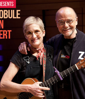 ideacity Presents Jill Sobule Live in Concert at Zoomer Hall