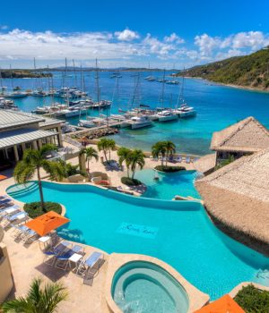 Norm Edwards is Heading to the British Virgin Islands, and You can Too!