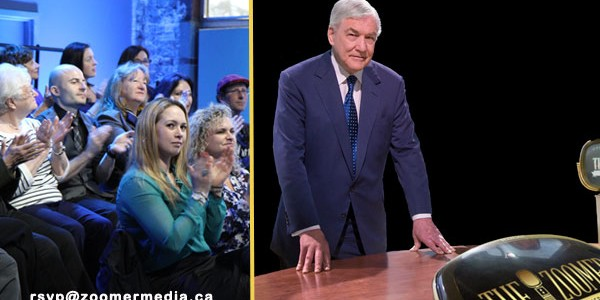 theZoomer Audience Call: Conrad Black - Life After 65 and USA: The View From Here