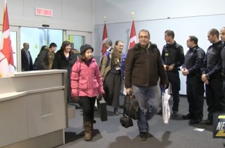 ZNews: Syrian Refugees Settle in GTA