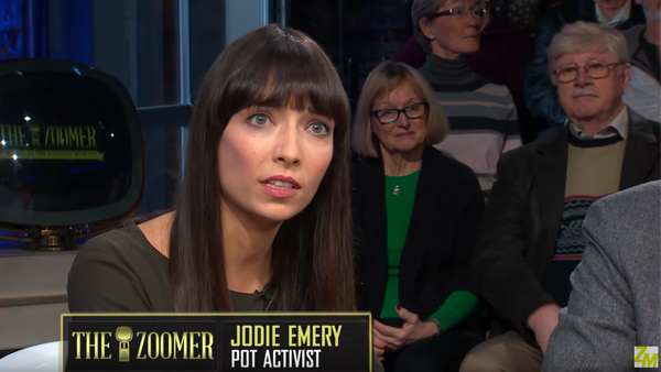 Prince and Princess of Pot Arrested After theZoomer Appearance: Jodie Emery theZoomer Appearance