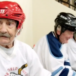 Mark Sertich - Hockey