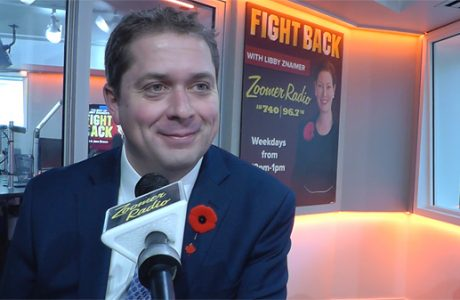 Andrew Scheer on Seniors' Issues - Oct. 27, 2017