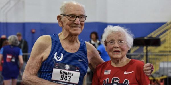 Centenarians Running