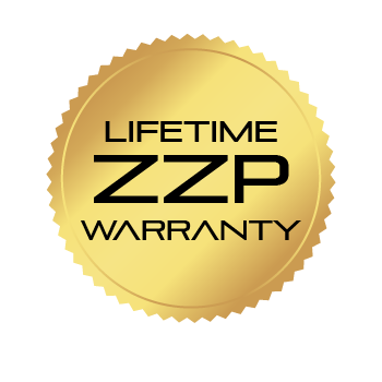 ZZP Lifetime Warranty