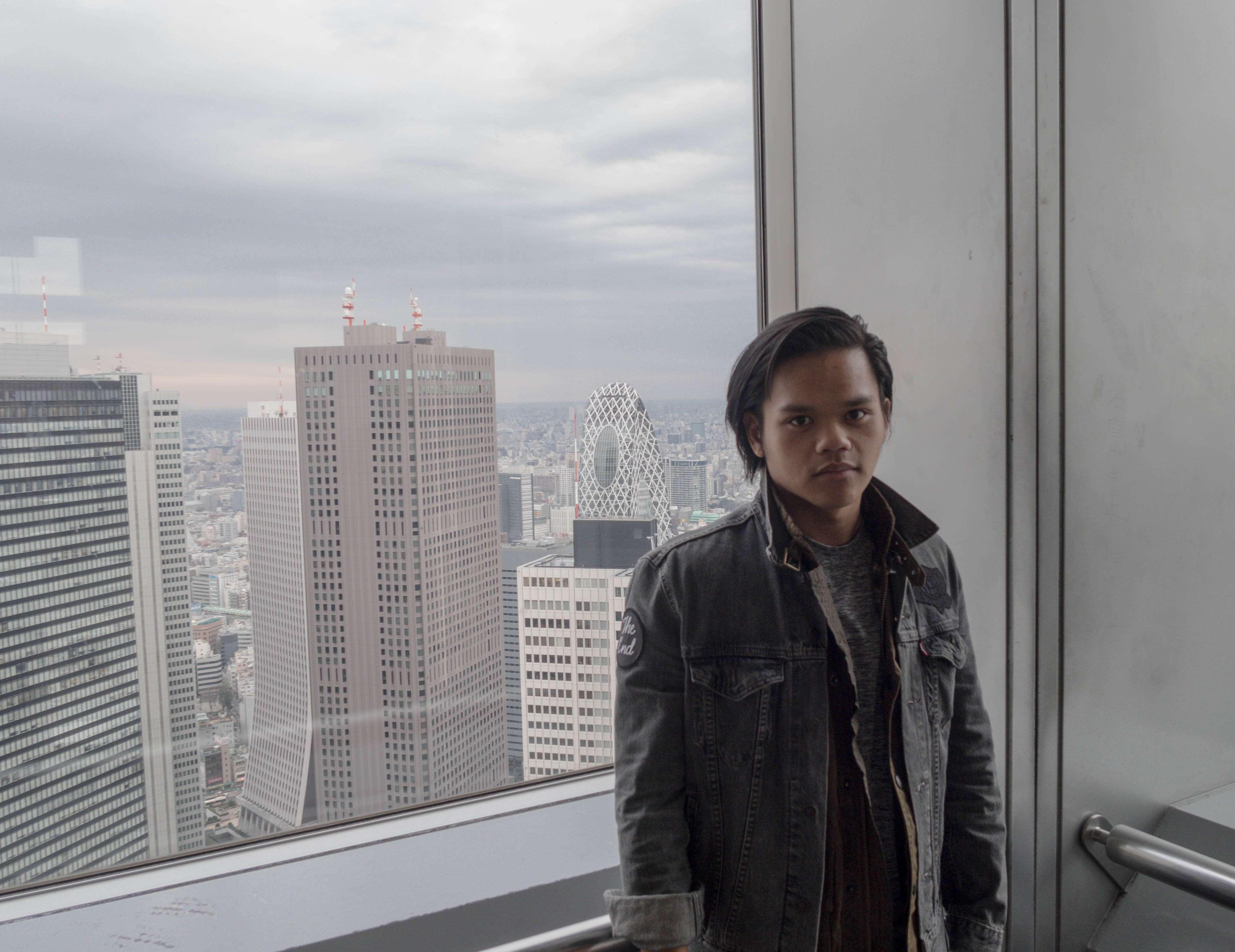 Ken in Tokyo