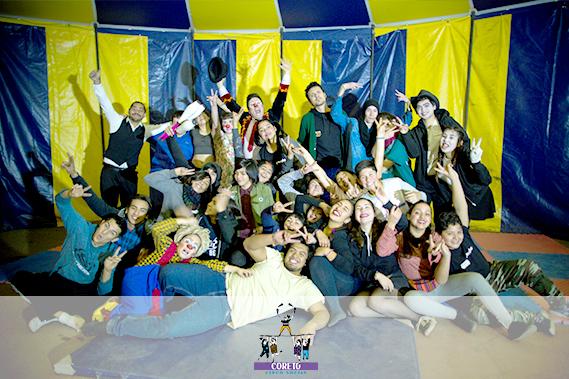 Escuela de Circo Social - Llevando la magia del circo a las poblaciones