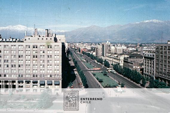 Enterreno Chile - Máquina del Tiempo