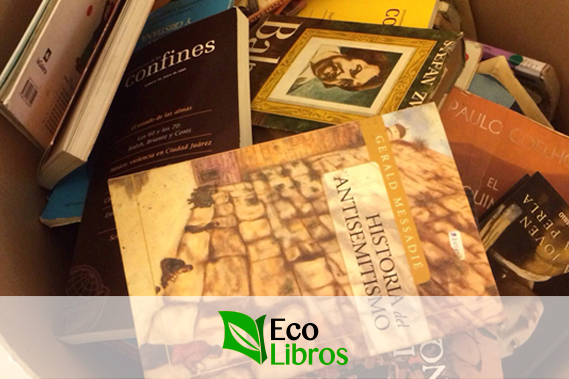 Ecolibros - Armemos Bibliotecas para Chile