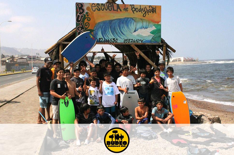 Escuela Social Budeo - Surf de inclusión