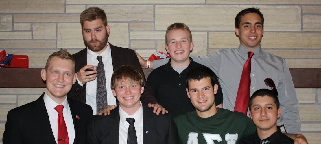 ASX Lucky 7's at Formal (2014)