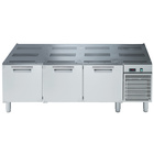 Base refrigerada  3 gavetas 1600mm