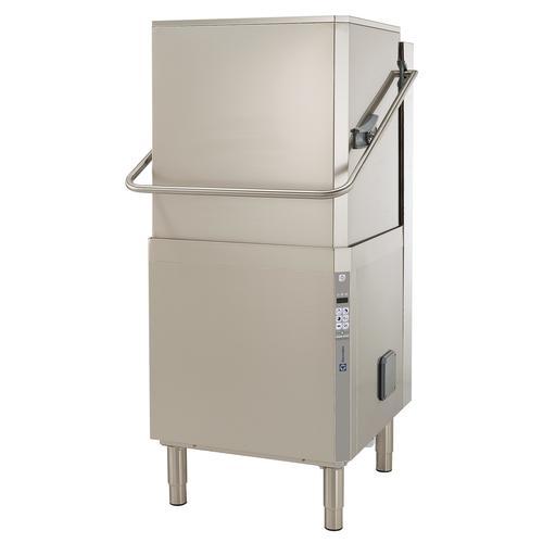 Lavavajillas de capota 80 cestos/hora 1440 platos/hora