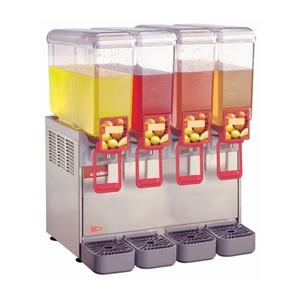 Refresqueras / Dispensadores de jugos y bebidas frías