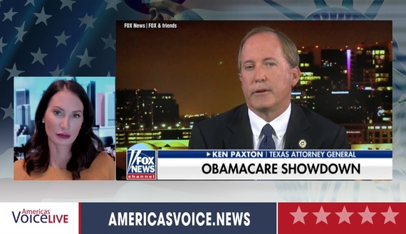Texas Attorney General Fighting Obamacare
