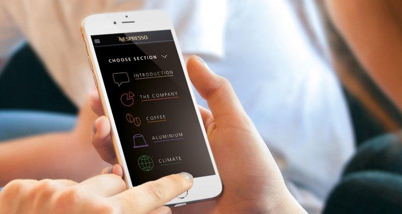 Nespresso-Marketing-Communications-Sustainability-Report-Web-Application-listing-landscape